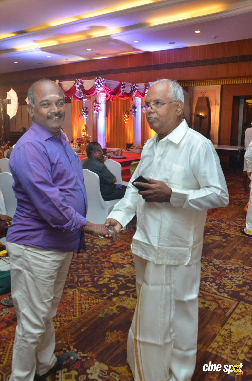 Producer M Ramanathan Daughter Marriage (7)