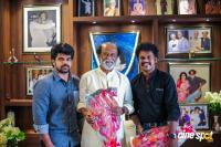 Superstar Rajinikanth Praised Chennai Engira Madras Photos