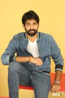 Seetha Ramuni Kosam Actor Sarath Srirangam Interview Photos (13)