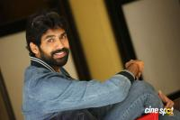 Seetha Ramuni Kosam Actor Sarath Srirangam Interview Photos (23)