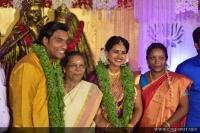 Veena Nair's Brother Wedding Images (31)
