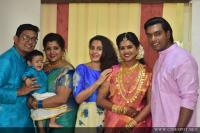 Veena Nair's Brother Wedding Images (44)