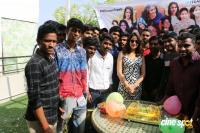 Lavanya Tripathi Birthday Pictures With Fans Photos