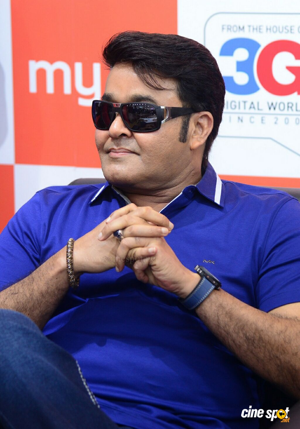 Mohanlal At My G Inauguration (7)