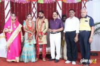 Tamil Film Producer Council Ec Member Gafar's Son Marriage Reception (15)