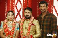 Tamil Film Producer Council Ec Member Gafar's Son Marriage Reception (18)