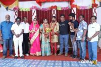 Tamil Film Producer Council Ec Member Gafar's Son Marriage Reception (21)