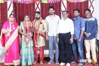 Tamil Film Producer Council Ec Member Gafar's Son Marriage Reception (23)