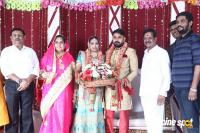 Tamil Film Producer Council Ec Member Gafar's Son Marriage Reception (24)