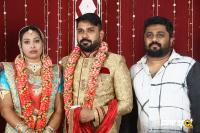 Tamil Film Producer Council Ec Member Gafar's Son Marriage Reception (33)