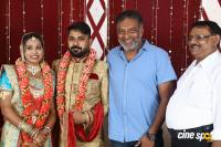 Tamil Film Producer Council Ec Member Gafar's Son Marriage Reception (36)