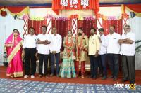 Tamil Film Producer Council Ec Member Gafar's Son Marriage Reception (4)