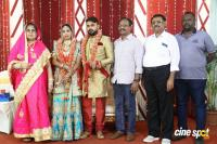 Tamil Film Producer Council Ec Member Gafar's Son Marriage Reception (7)