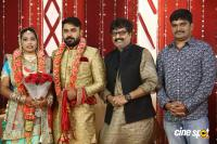 Tamil Film Producer Council Ec Member Gafar's Son Marriage Reception (8)