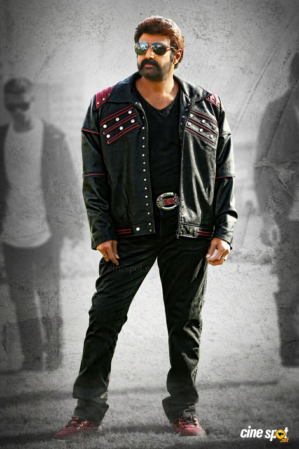 Balakrishna New Look in Jai Simha (2)