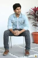 Okka Kshanam Hero Allu Sirish Interview Photos (7)
