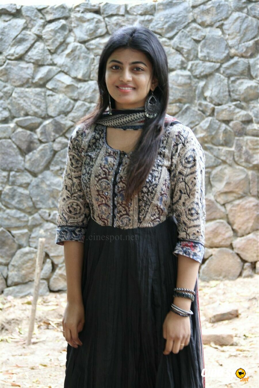 Anandhi at Mannar Vagera Audio Launch (10)