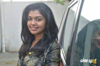 Riythvika at Onnaigal Jaakirathai Press Meet (15)