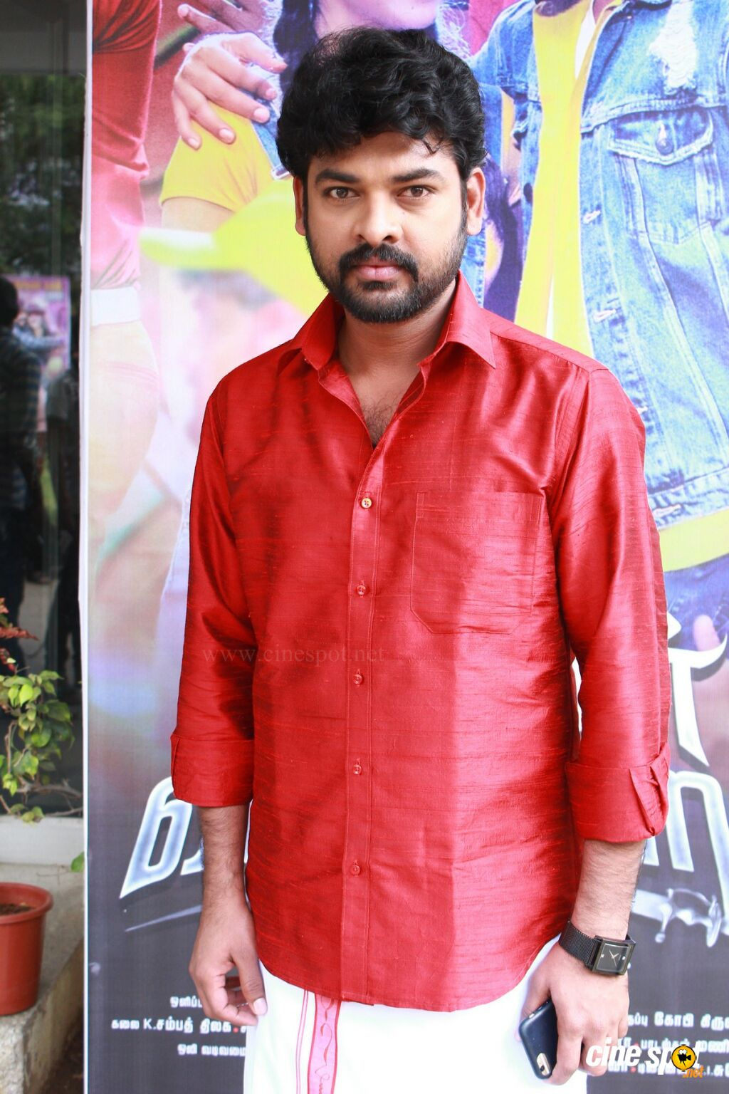 Vimal at Mannar Vagera Audio Launch (2)