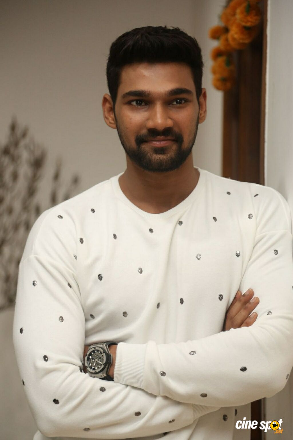 Bellamkonda Sreenivas Interview Photos (10)