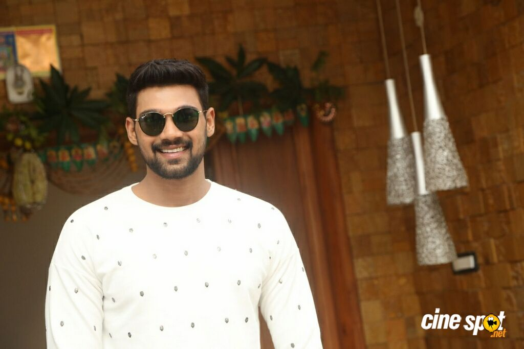 Bellamkonda Sreenivas Interview Photos (27)
