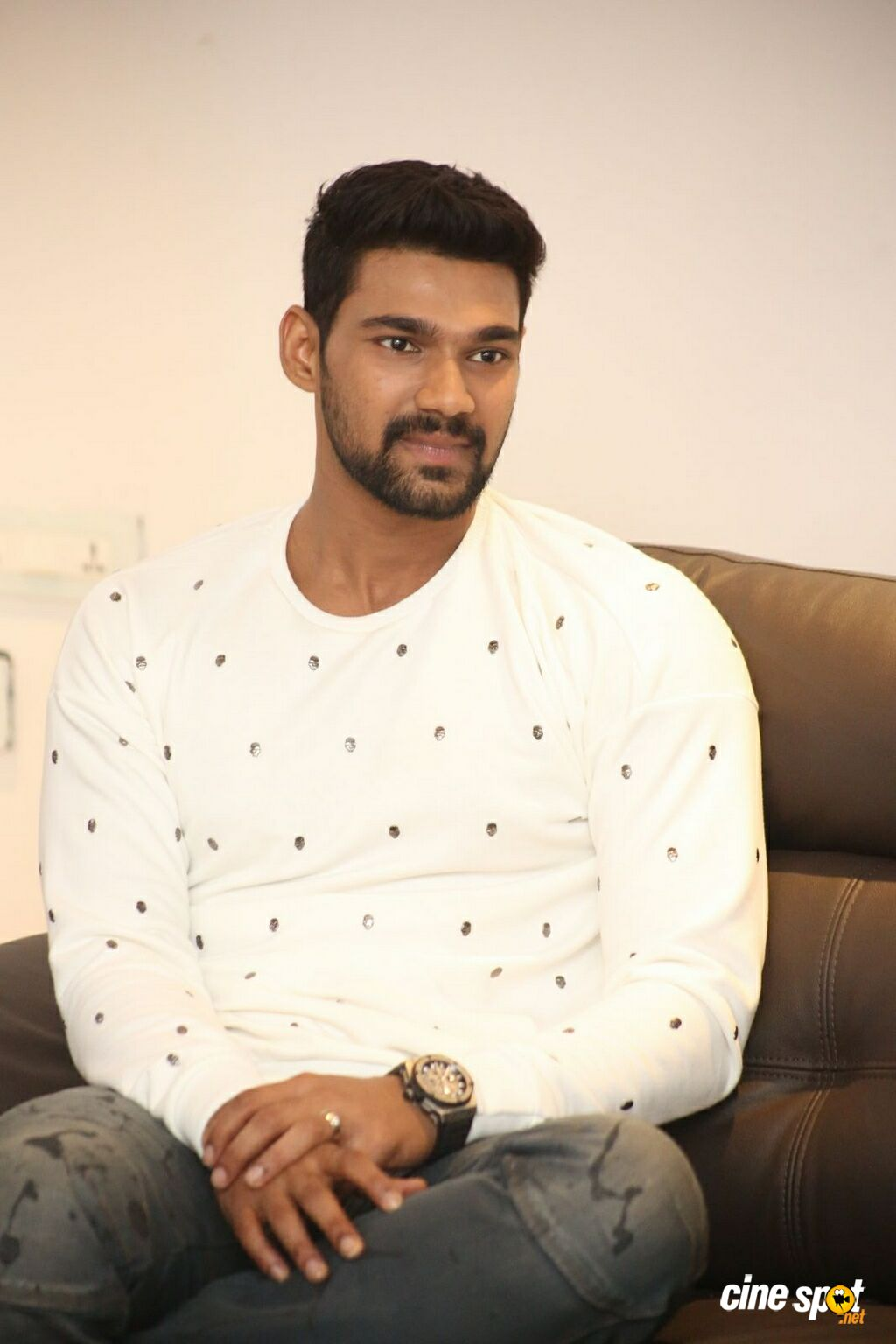 Bellamkonda Sreenivas Interview Photos (5)