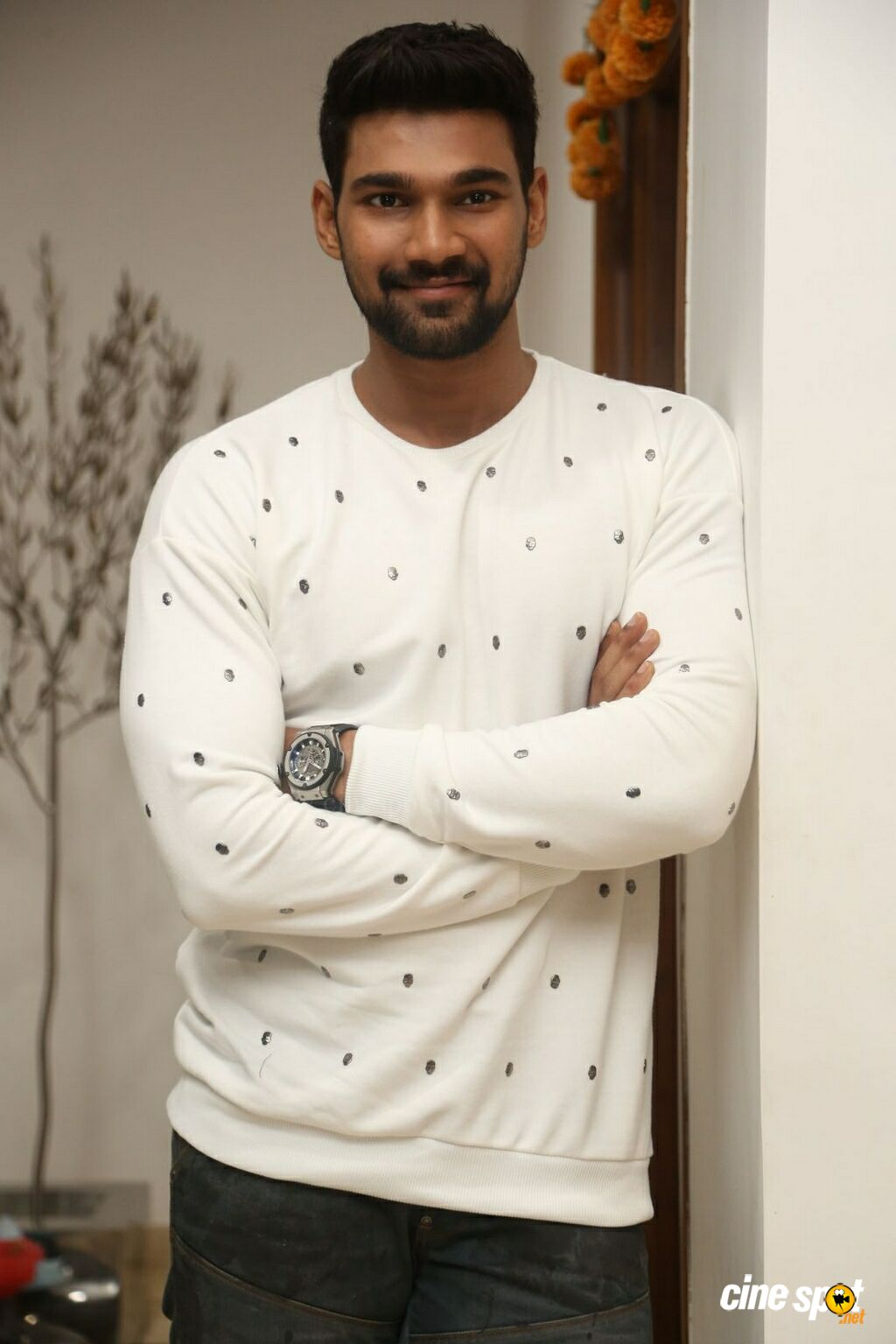 Bellamkonda Sreenivas Interview Photos (7)