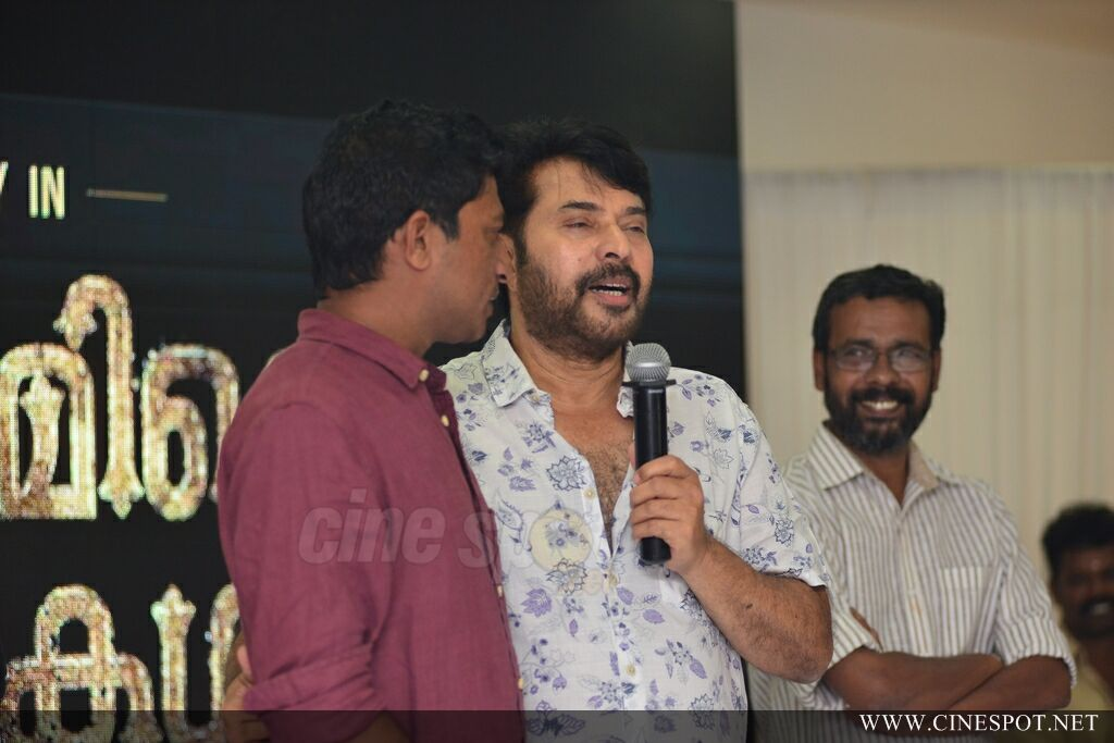 Abrahaminte Santhathikal Movie Pooja (86)