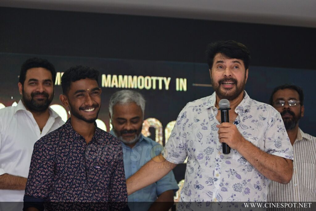 Abrahaminte Santhathikal Movie Pooja (88)
