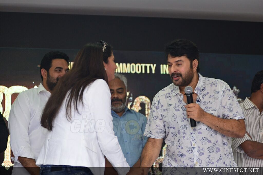 Abrahaminte Santhathikal Movie Pooja (89)