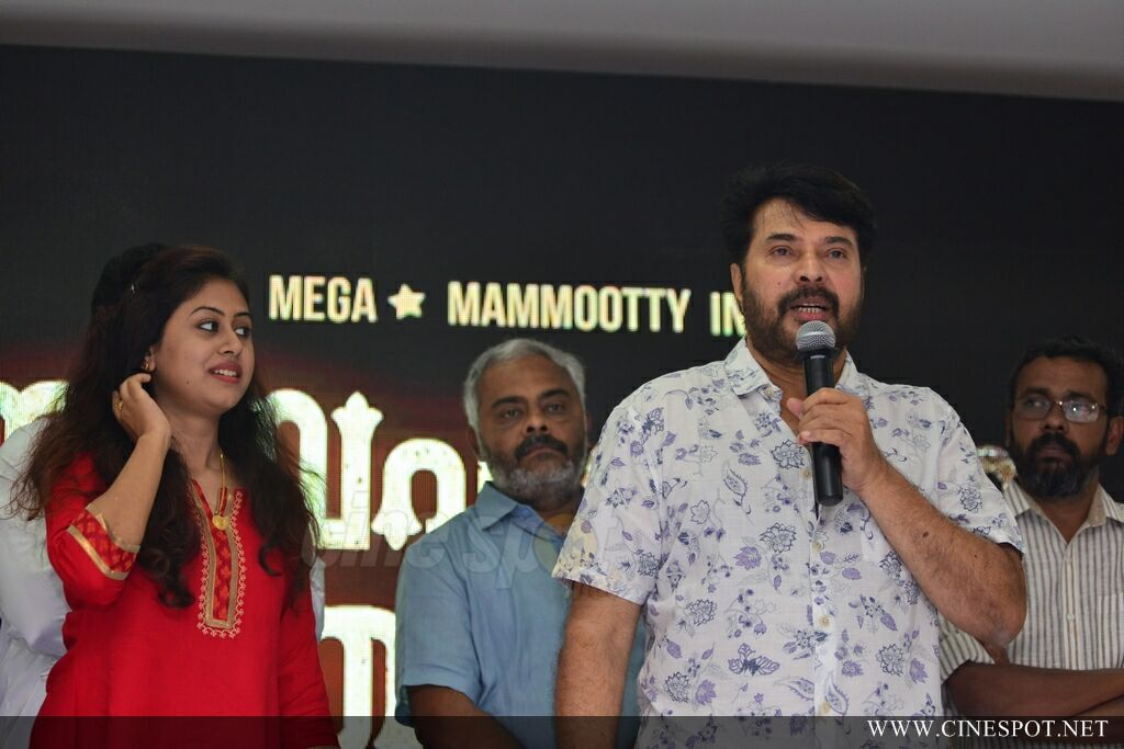 Abrahaminte Santhathikal Movie Pooja (91)