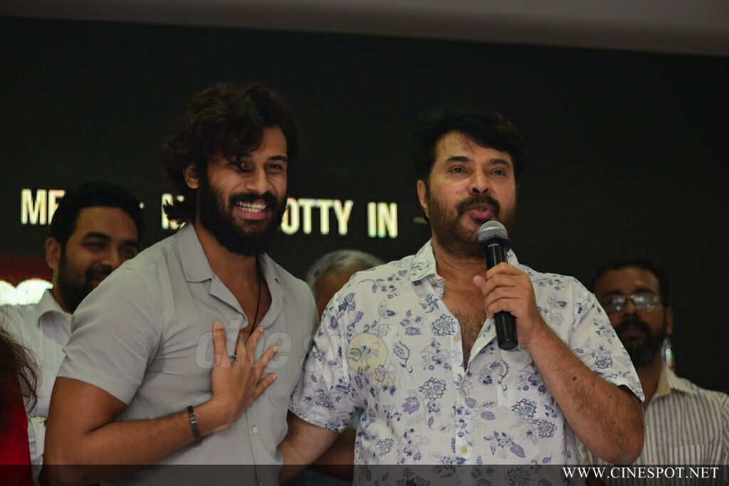 Abrahaminte Santhathikal Movie Pooja (92)