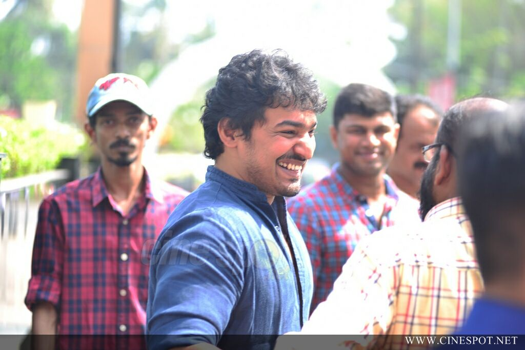 Abrahaminte Santhathikal Movie Pooja (97)