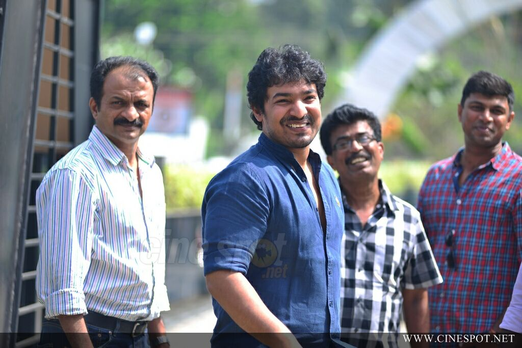 Abrahaminte Santhathikal Movie Pooja (98)