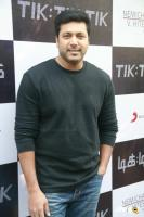 Jayam Ravi at Tik Tik Tik Audio Launch (1)