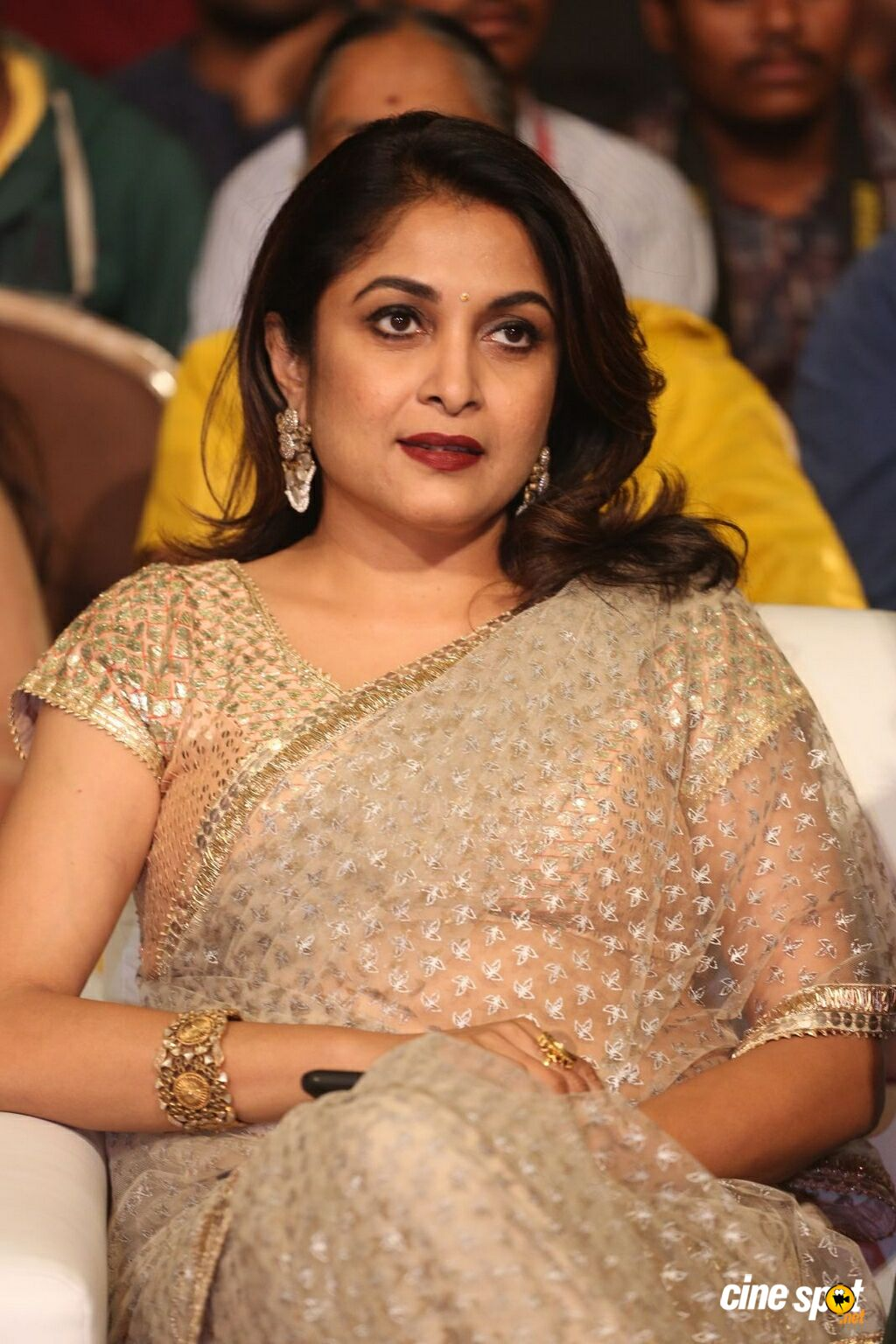 Ramya Krishnan at Gang Pre Release Event (8)