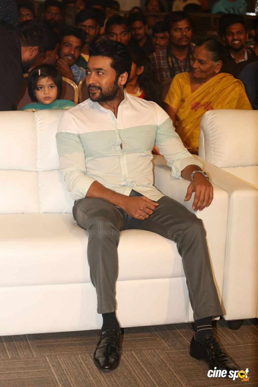 Suriya at Gang Movie Pre Release Event (5)