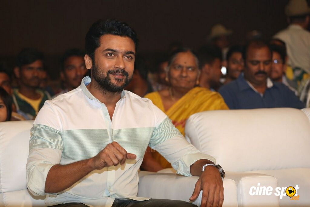 Suriya at Gang Movie Pre Release Event (7)