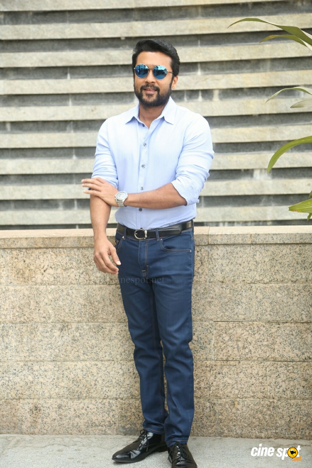 Suriya Interview About Gang Photos (7)