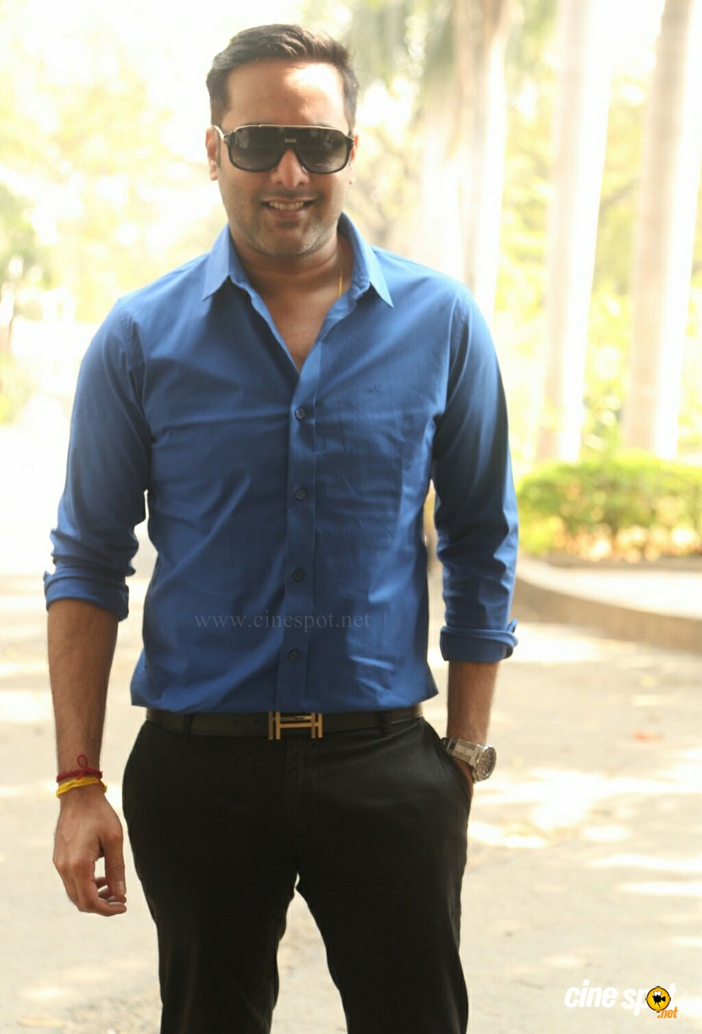 Tarun Kumar at Idi Naa Love Story Trailer Launch (1)
