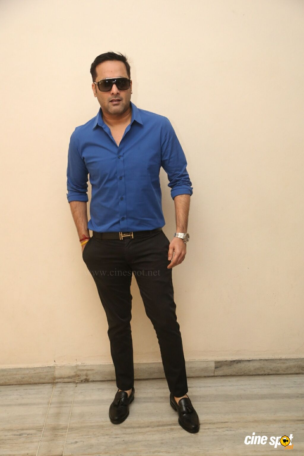 Tarun Kumar at Idi Naa Love Story Trailer Launch (2)