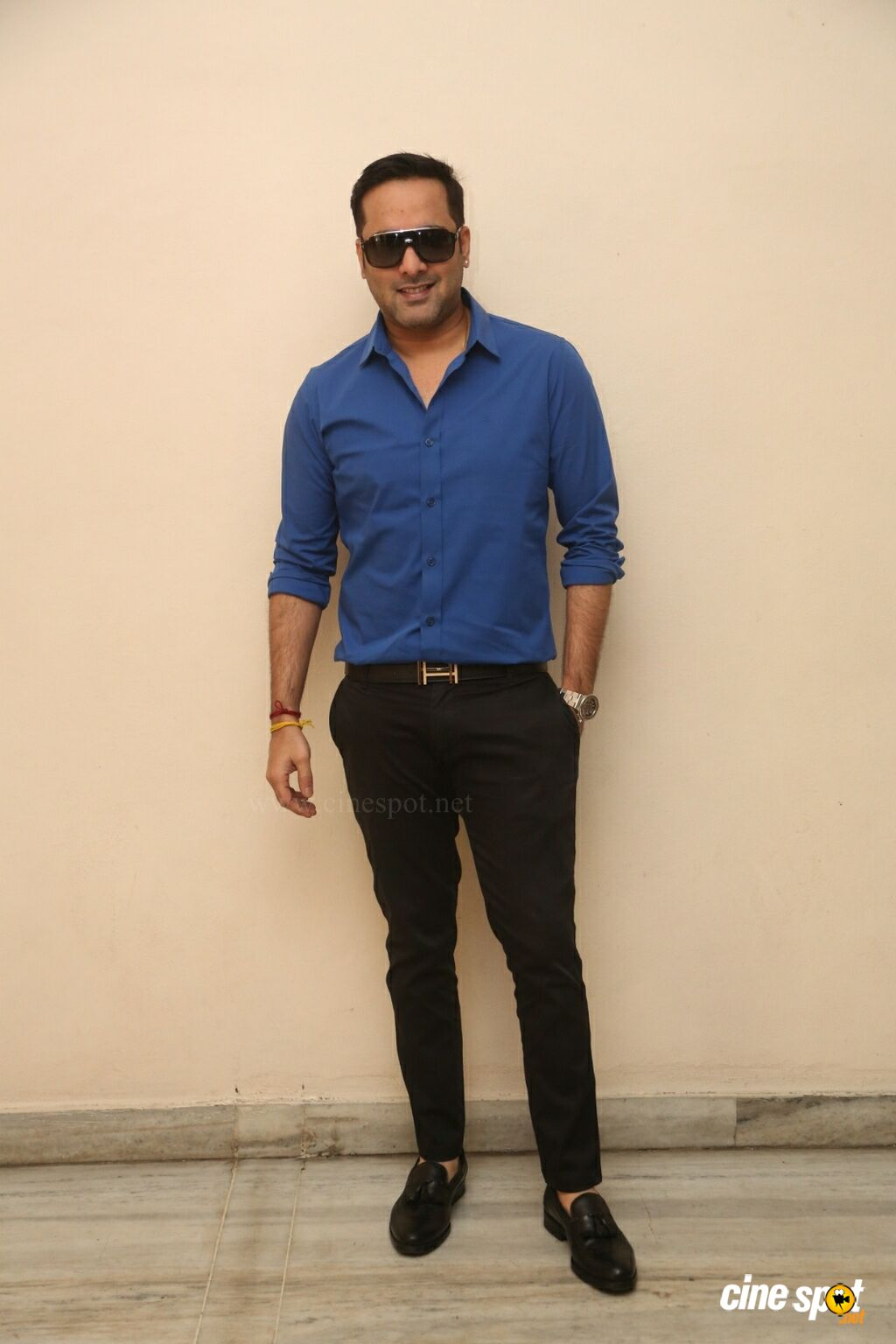 Tarun Kumar at Idi Naa Love Story Trailer Launch (3)