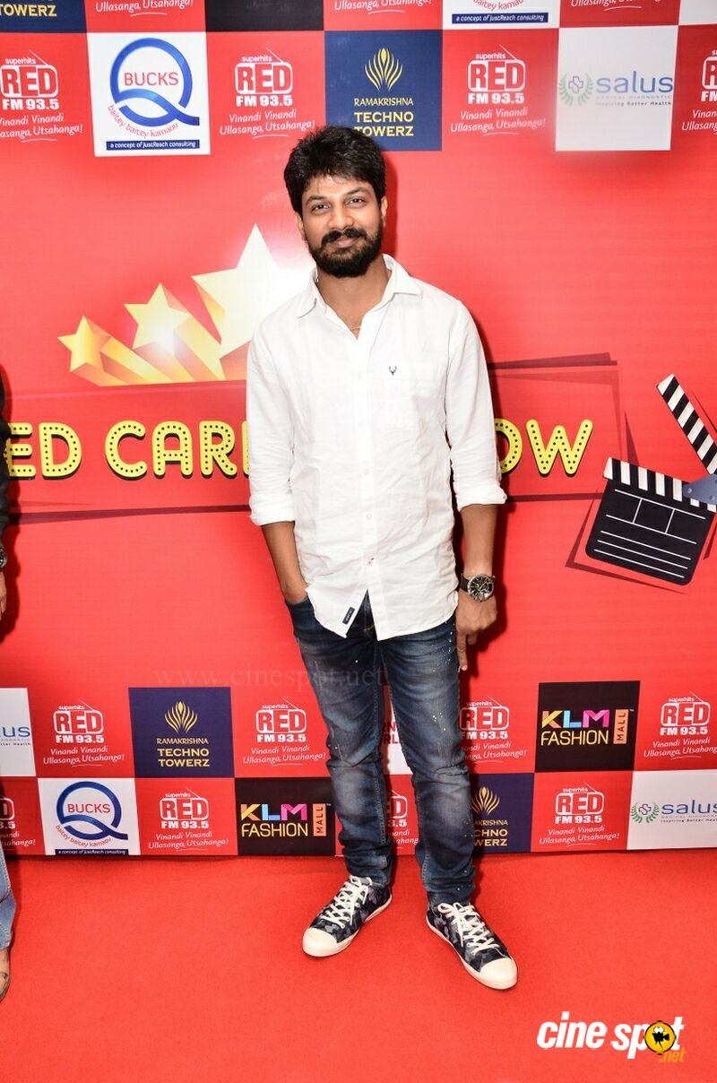 Red FM Red Carpet Show Agnyaathavaasi at PVR (10)