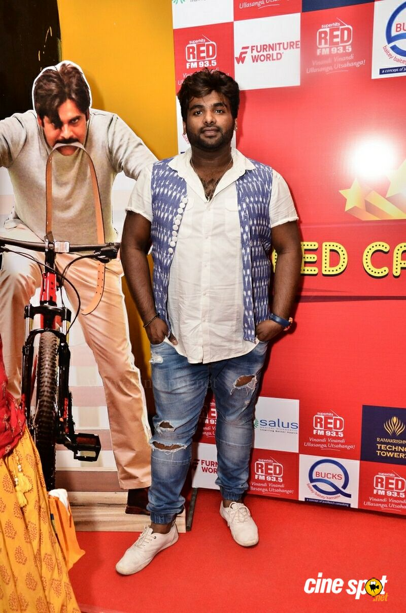Red FM Red Carpet Show Agnyaathavaasi at PVR (30)