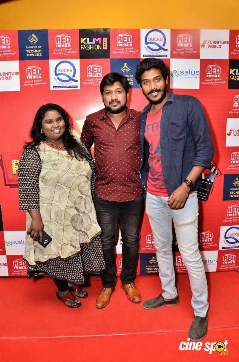 Red FM Red Carpet Show Agnyaathavaasi at PVR (33)
