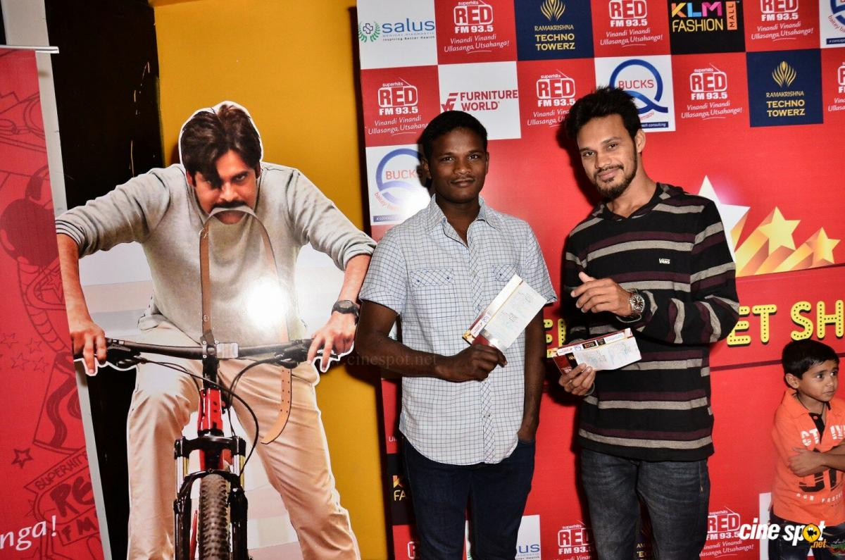 Red FM Red Carpet Show Agnyaathavaasi at PVR (38)
