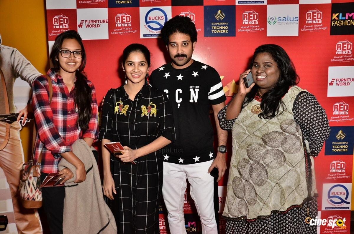 Red FM Red Carpet Show Agnyaathavaasi at PVR (41)