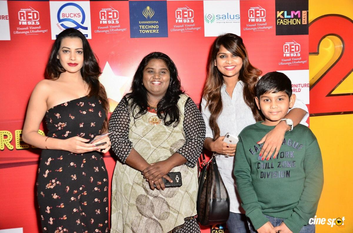 Red FM Red Carpet Show Agnyaathavaasi at PVR (44)