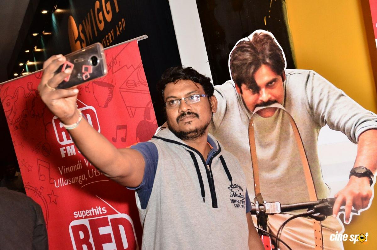 Red FM Red Carpet Show Agnyaathavaasi at PVR (5)