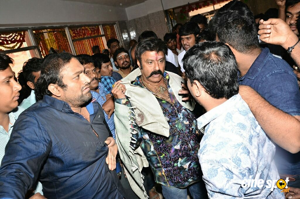 Jai Simha Theatre Coverage at Bramaramba Theatre (10)